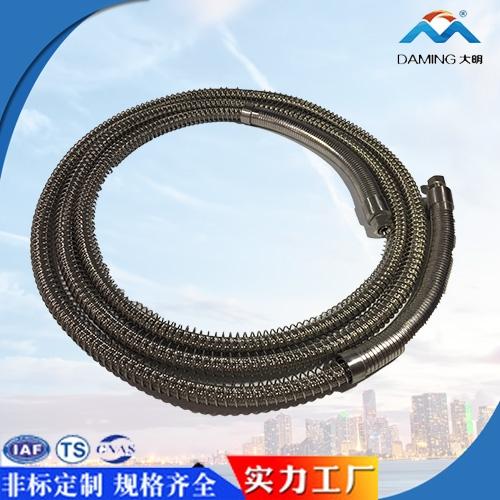 螺纹式整体加簧软管